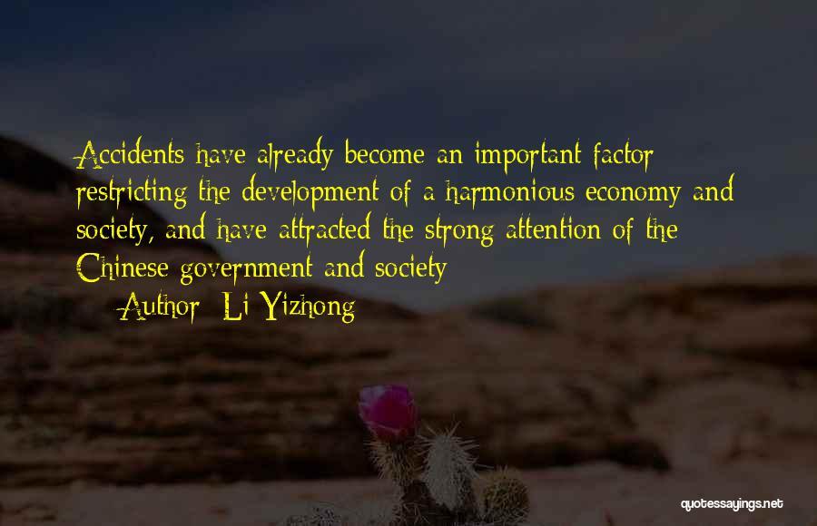 Li Yizhong Quotes 1173283