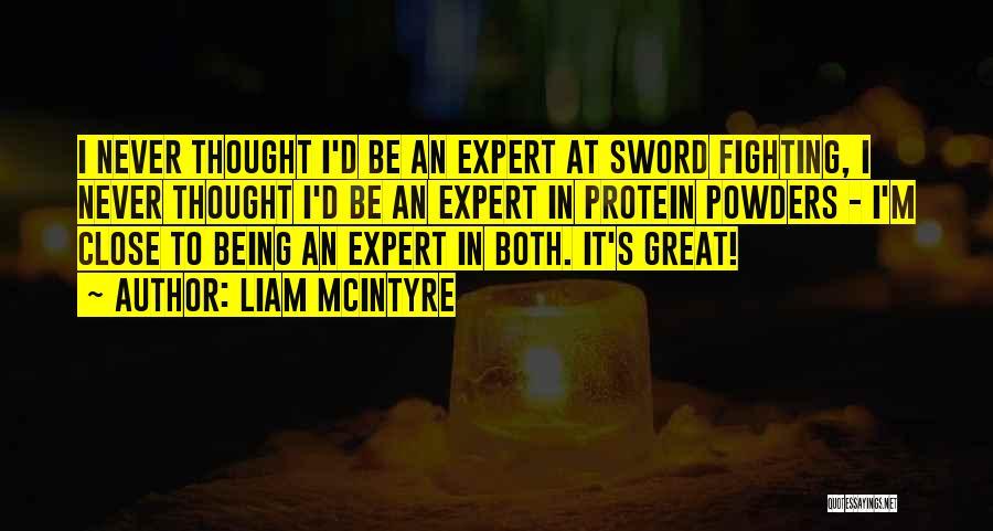 Liam McIntyre Quotes 1563167