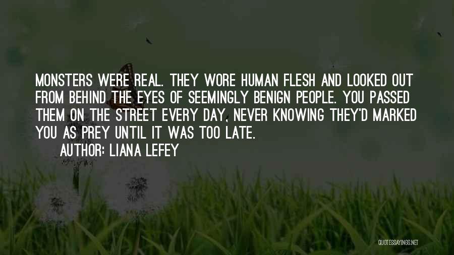 Liana LeFey Quotes 1499544