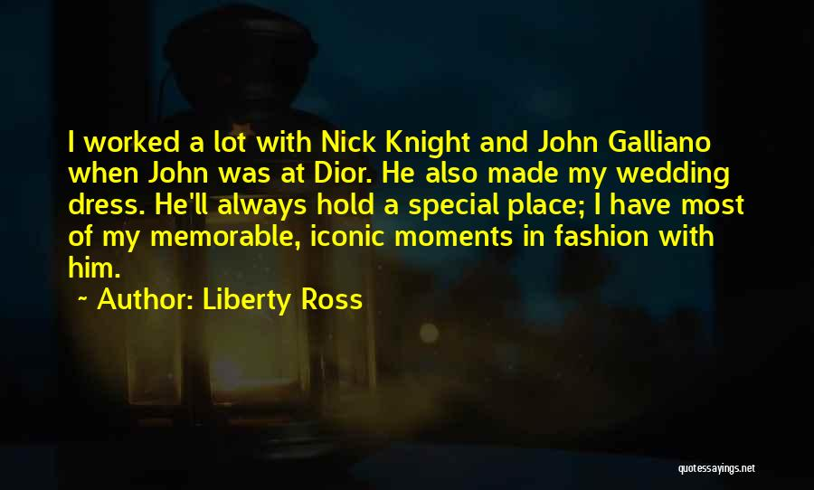 Liberty Ross Quotes 481767