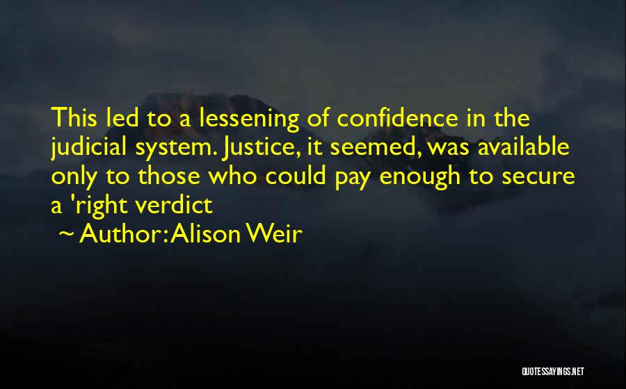 Library Bulletin Board Quotes By Alison Weir