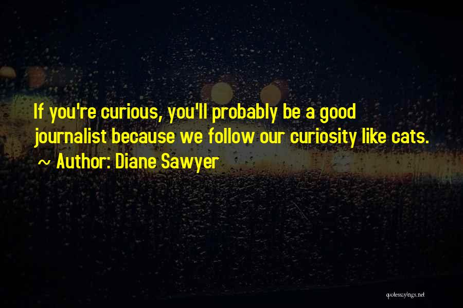 Library Bulletin Board Quotes By Diane Sawyer