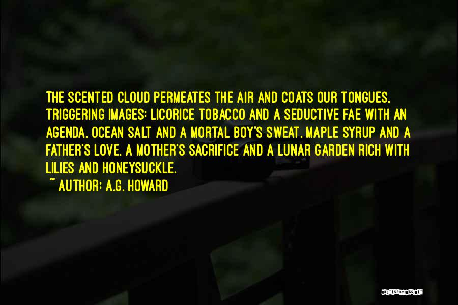 Licorice Love Quotes By A.G. Howard