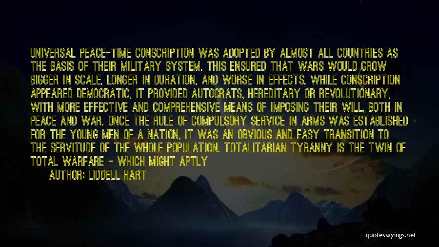 Liddell Hart Quotes 1777340