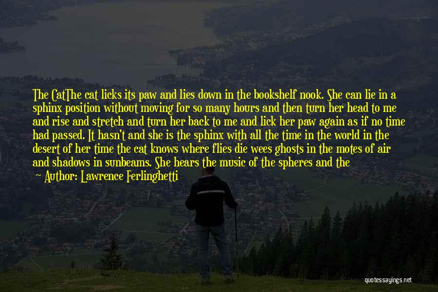 Lie Down With Me Quotes By Lawrence Ferlinghetti