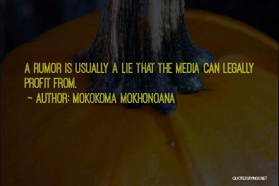 Lie To Me Tv Quotes By Mokokoma Mokhonoana