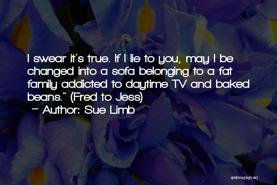 Lie To Me Tv Quotes By Sue Limb