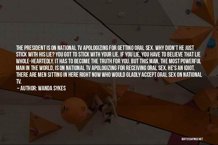 Lie To Me Tv Quotes By Wanda Sykes