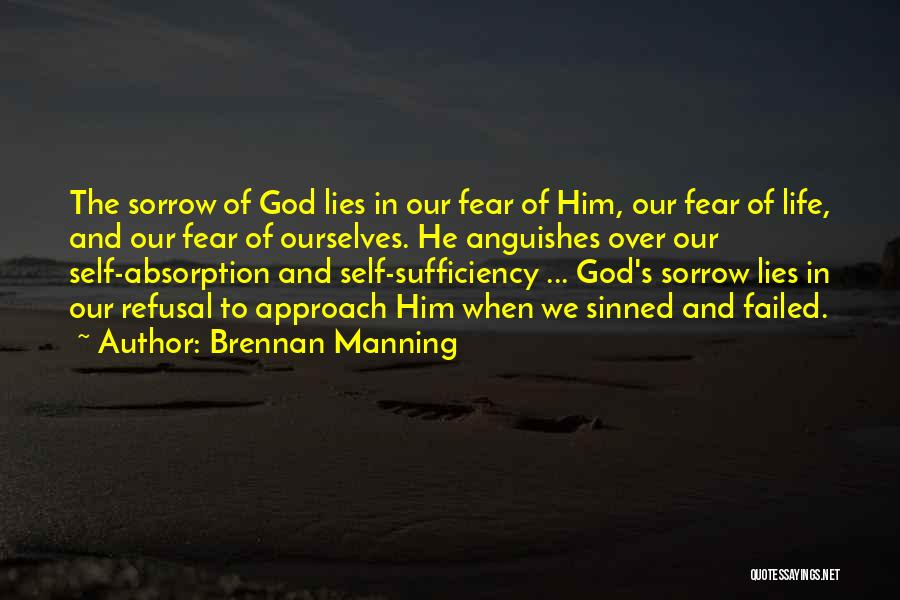 Lies And Quotes By Brennan Manning