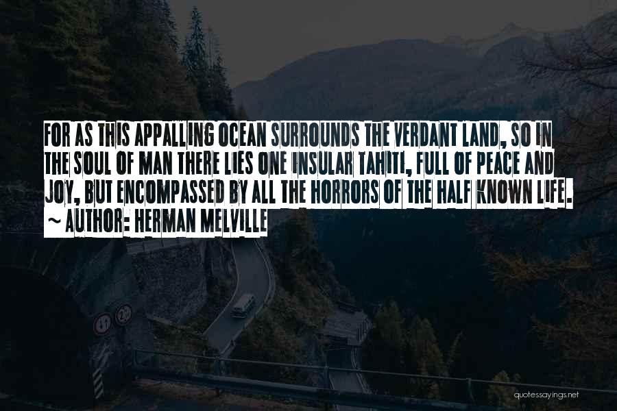 Lies And Quotes By Herman Melville