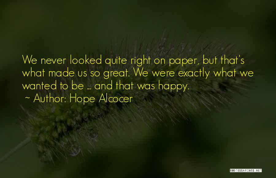 Lies And Quotes By Hope Alcocer