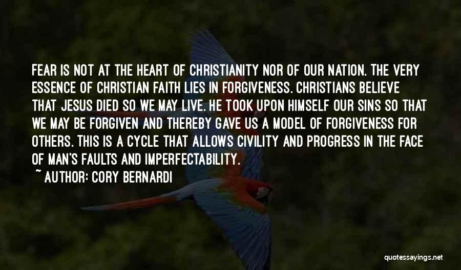 Lies We Believe Quotes By Cory Bernardi