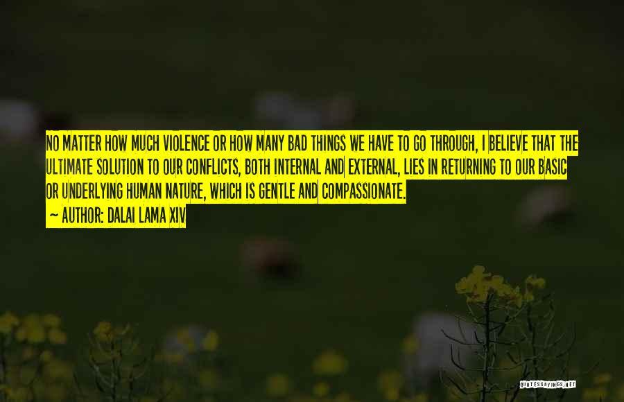 Lies We Believe Quotes By Dalai Lama XIV