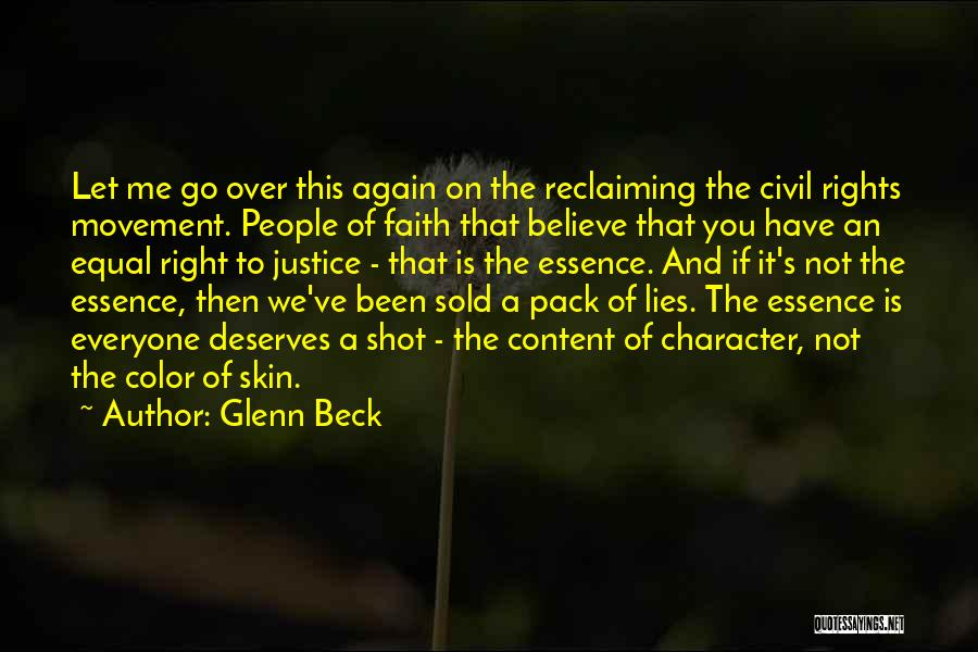 Lies We Believe Quotes By Glenn Beck