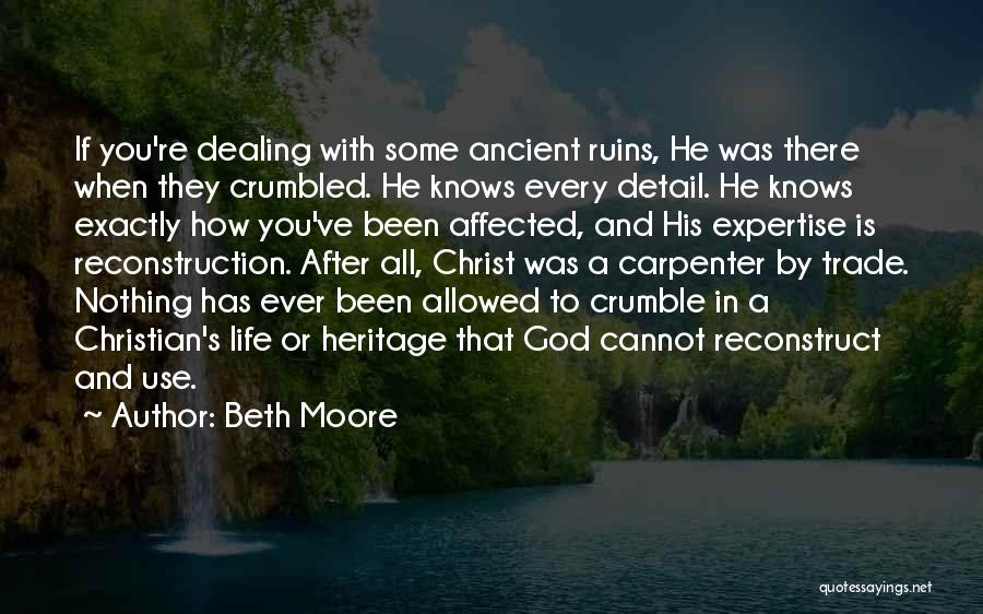 Life After Beth Quotes By Beth Moore