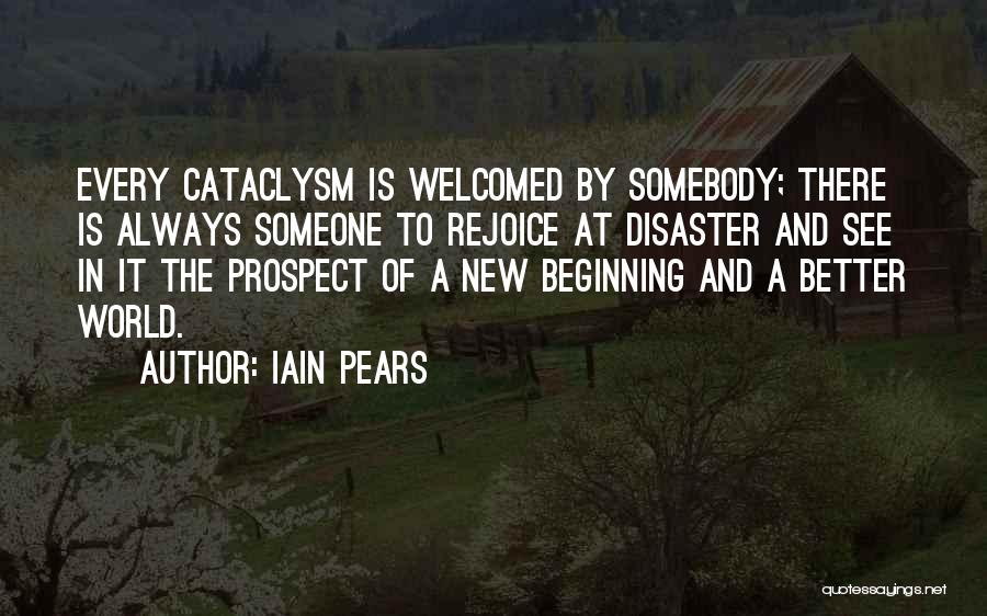 Life And Death Quotes By Iain Pears