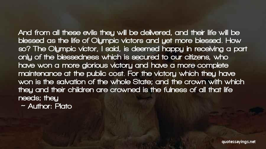 Life And Death Quotes By Plato
