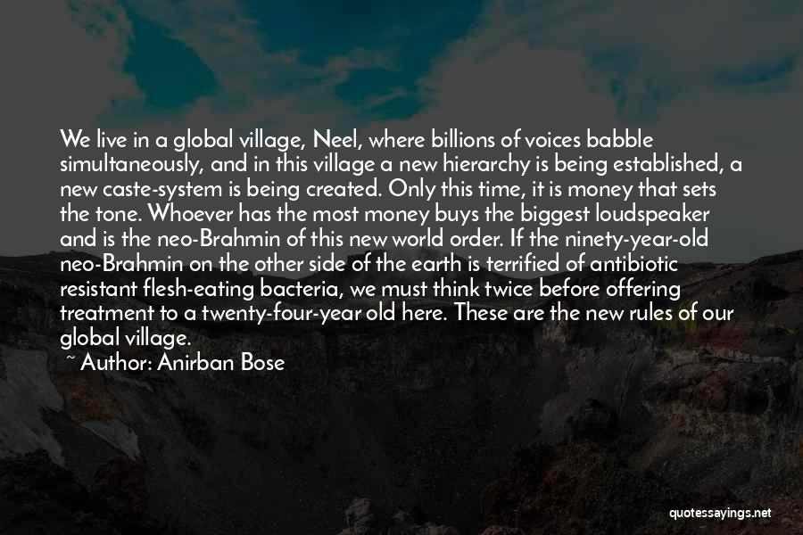 Life And Economics Quotes By Anirban Bose