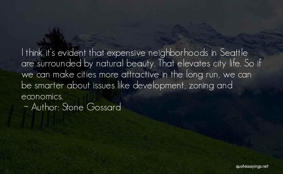 Life And Economics Quotes By Stone Gossard