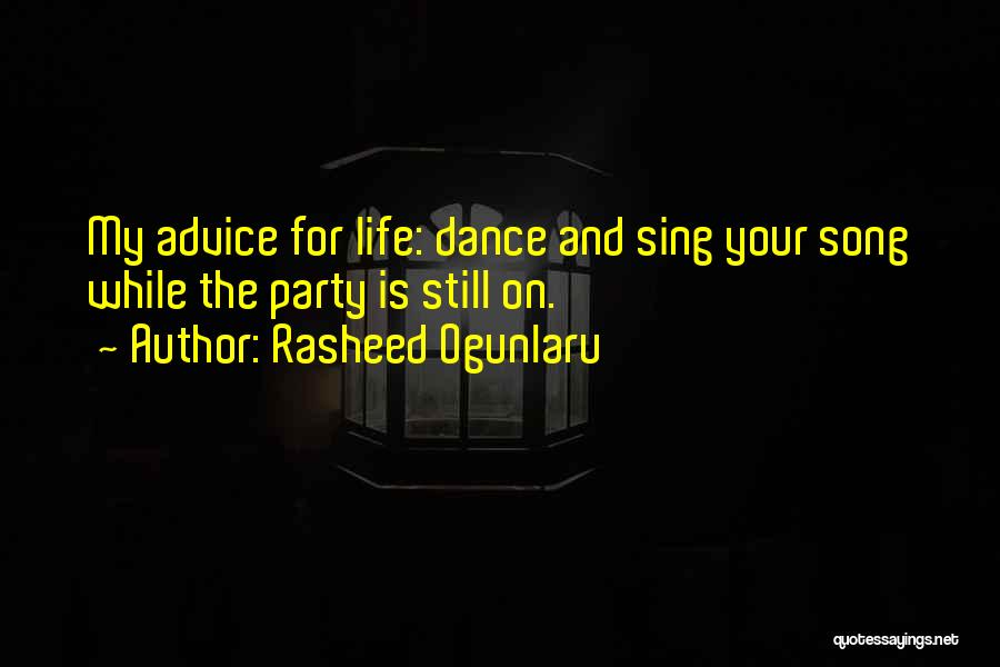 Life And Finding Happiness Quotes By Rasheed Ogunlaru