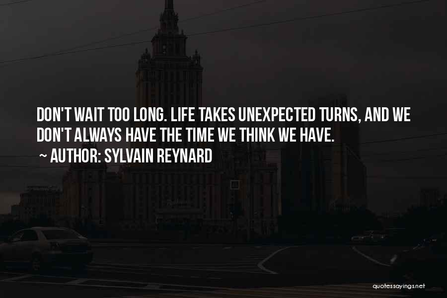 Top 20 Quotes Sayings About Life And Unexpected Turns