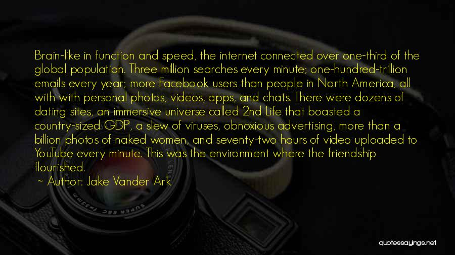 Life Apps Quotes By Jake Vander Ark