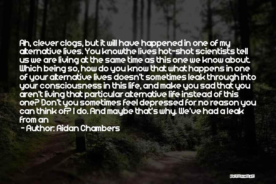 Life As We Knew It Quotes By Aidan Chambers