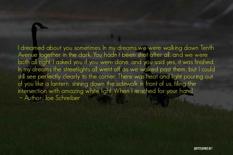 Life As We Knew It Quotes By Joe Schreiber