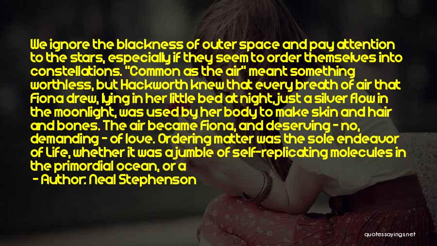 Life As We Knew It Quotes By Neal Stephenson