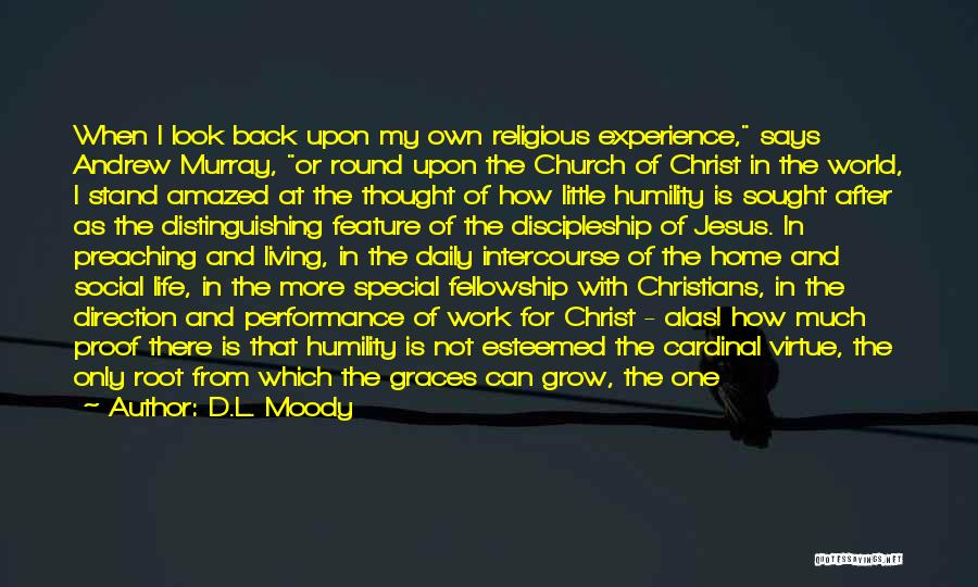 Life At Home Quotes By D.L. Moody