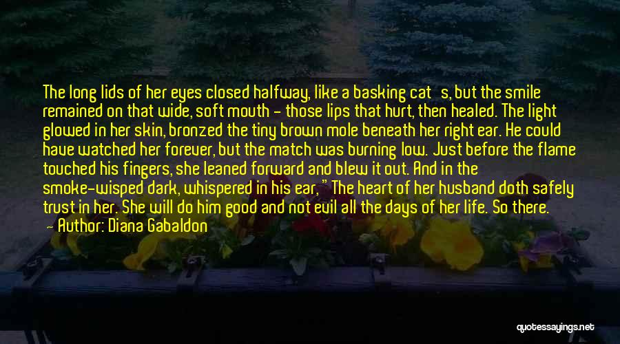 Life Before Her Eyes Quotes By Diana Gabaldon