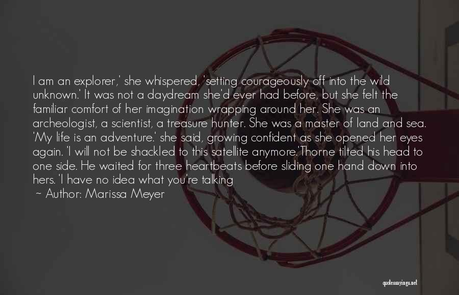 Life Before Her Eyes Quotes By Marissa Meyer