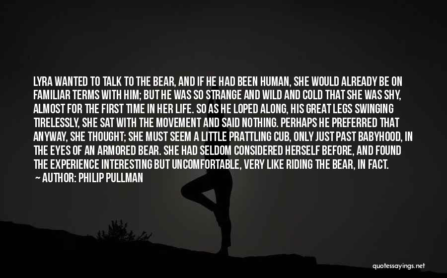 Life Before Her Eyes Quotes By Philip Pullman