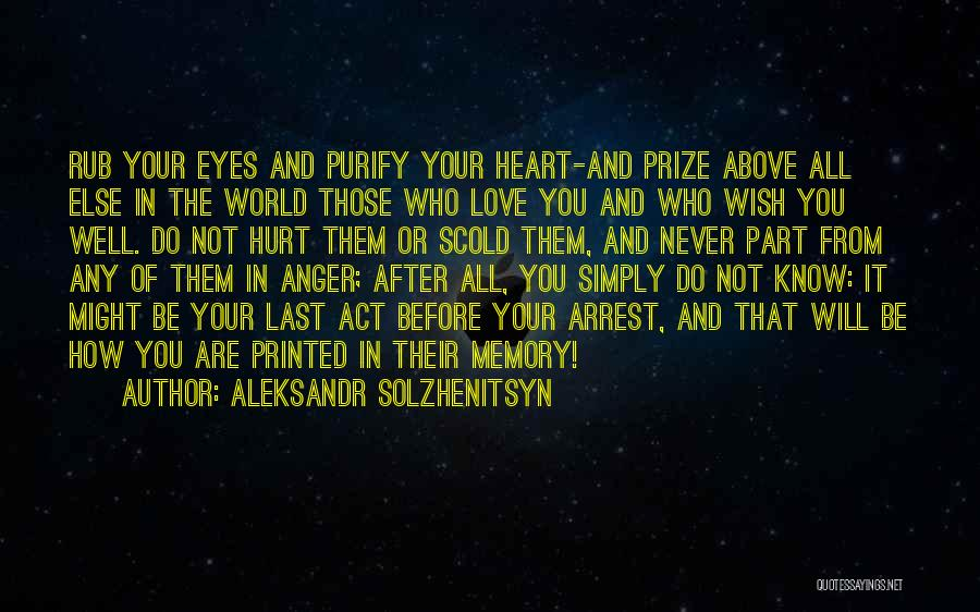 Life Before Your Eyes Quotes By Aleksandr Solzhenitsyn