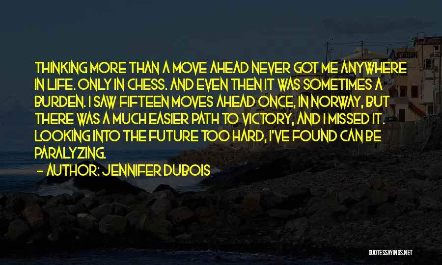 Life Can Be Hard Sometimes Quotes By Jennifer DuBois