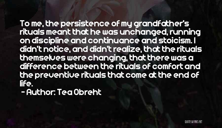 Life Changing For The The Best Quotes By Tea Obreht
