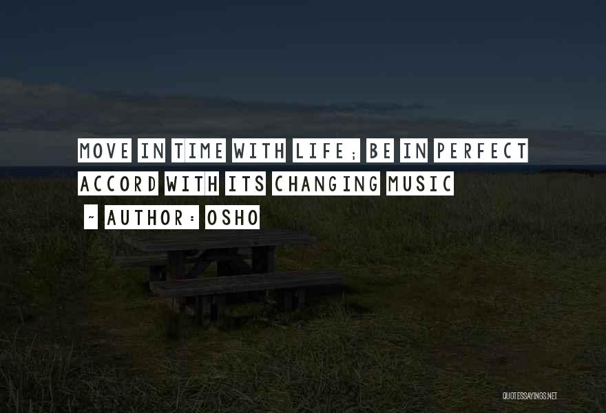 Life Changing Music Quotes By Osho