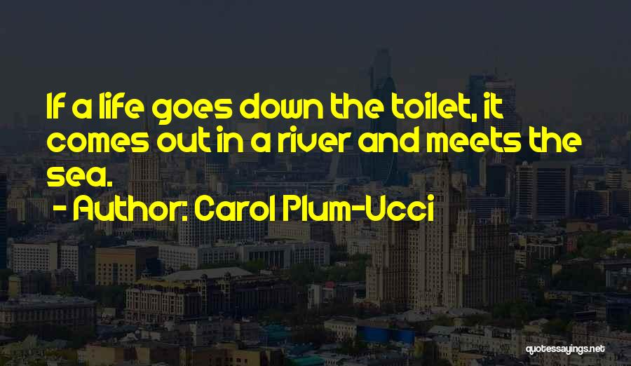 Life Comes And Goes Quotes By Carol Plum-Ucci