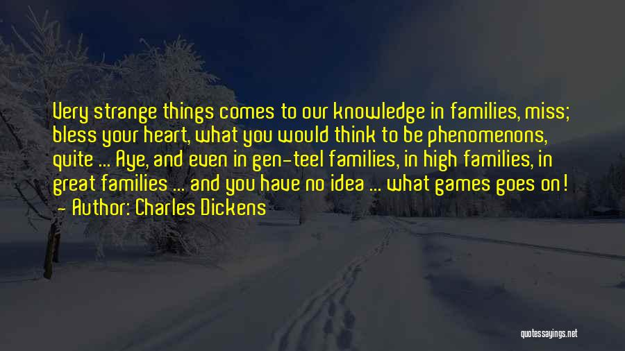 Life Comes And Goes Quotes By Charles Dickens