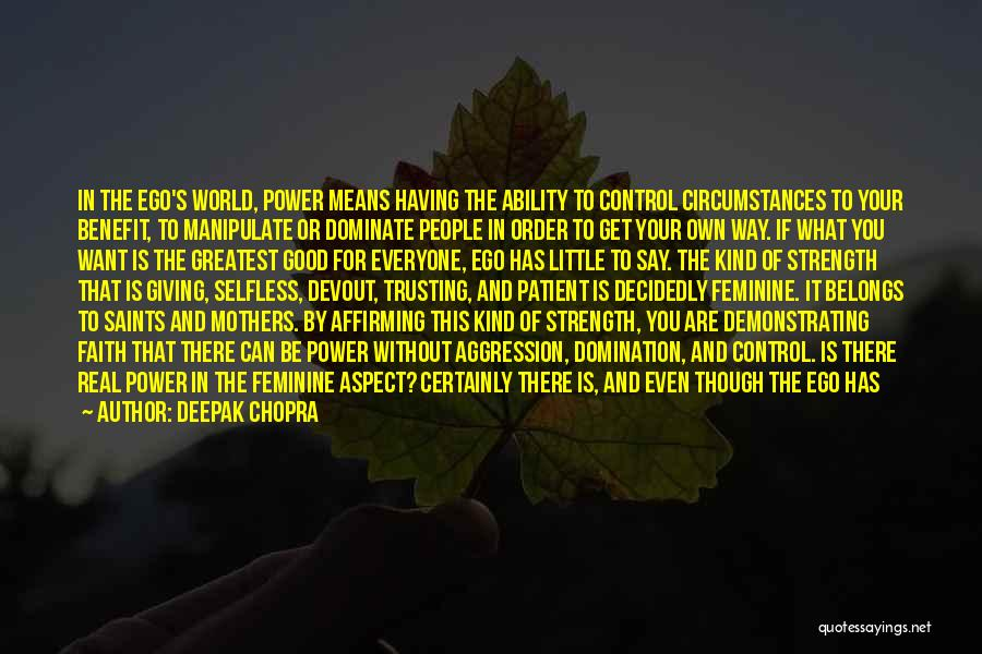 Life Comes Once Quotes By Deepak Chopra