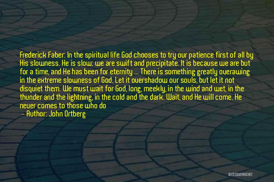 Life Comes Once Quotes By John Ortberg