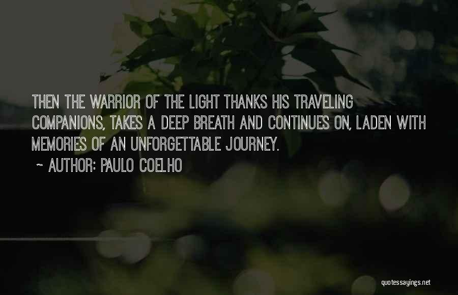 Life Continues Quotes By Paulo Coelho