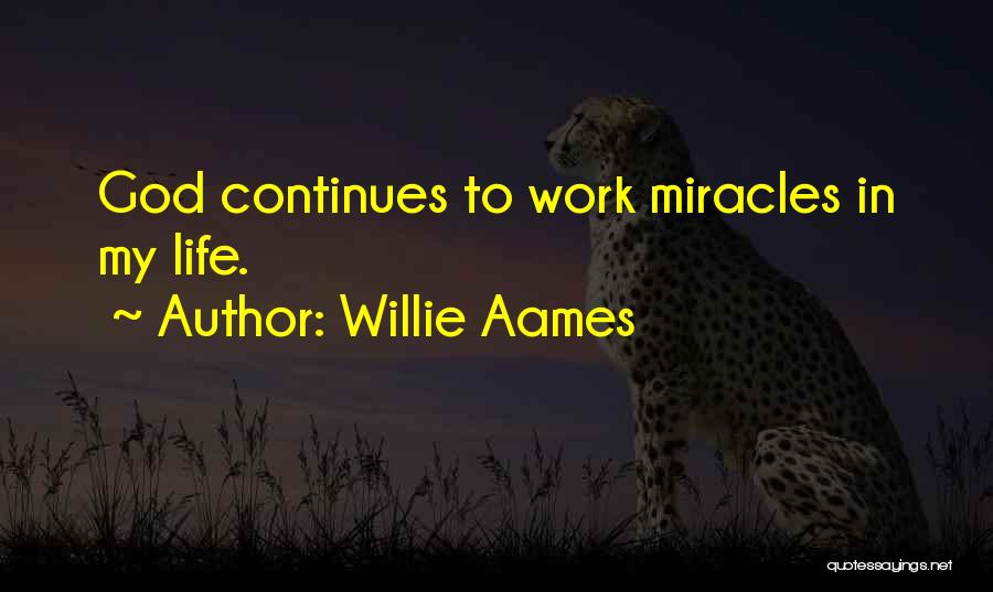 Life Continues Quotes By Willie Aames
