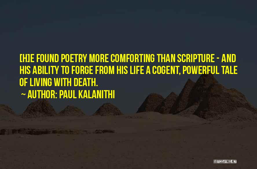 Life Death And Meaning Quotes By Paul Kalanithi