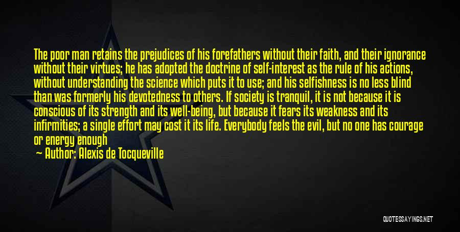 Life Fears Quotes By Alexis De Tocqueville