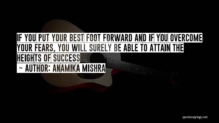 Life Fears Quotes By Anamika Mishra