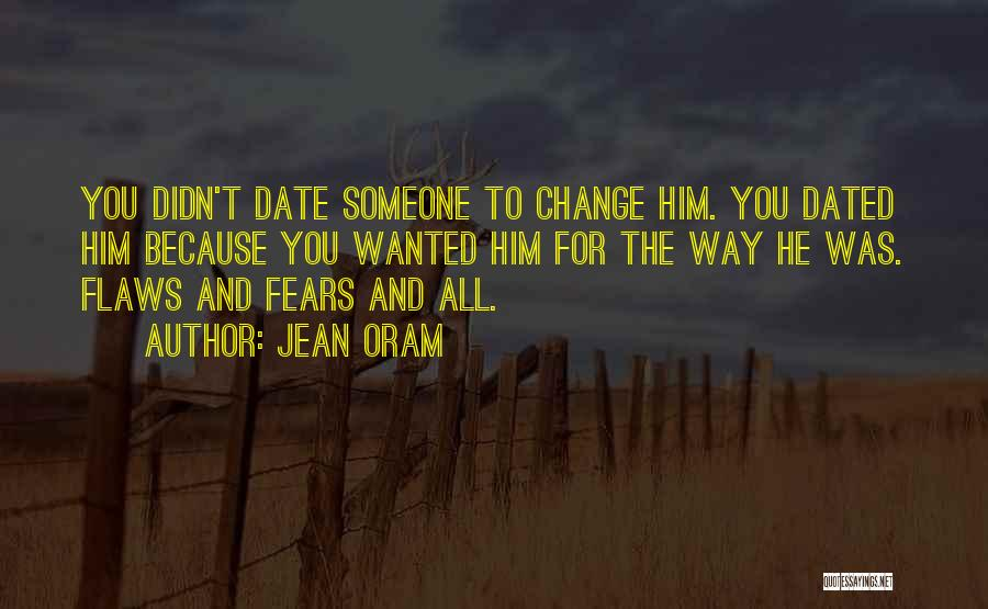 Life Fears Quotes By Jean Oram