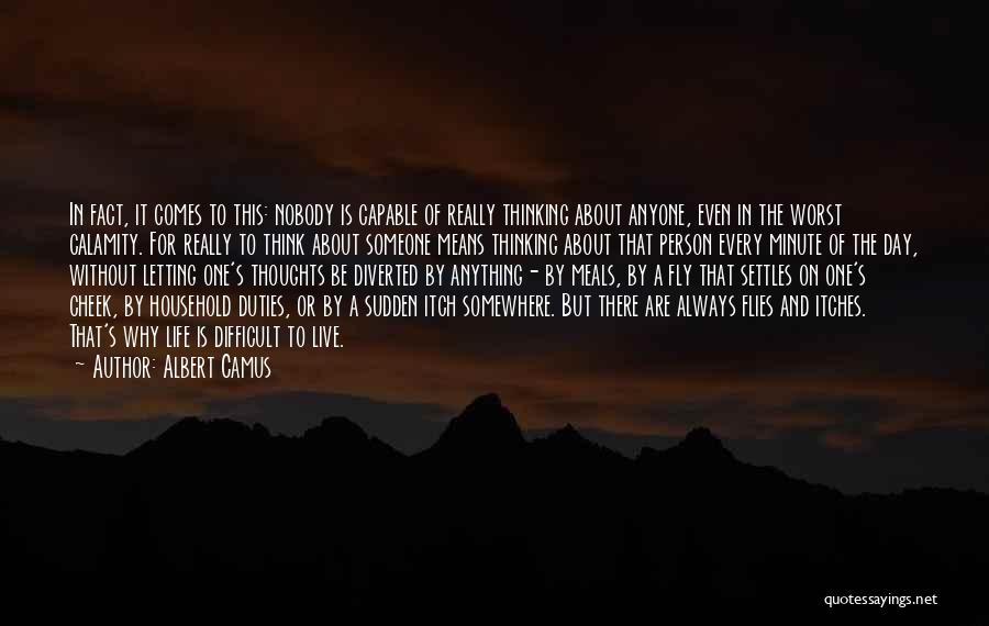 Life Fly By Quotes By Albert Camus