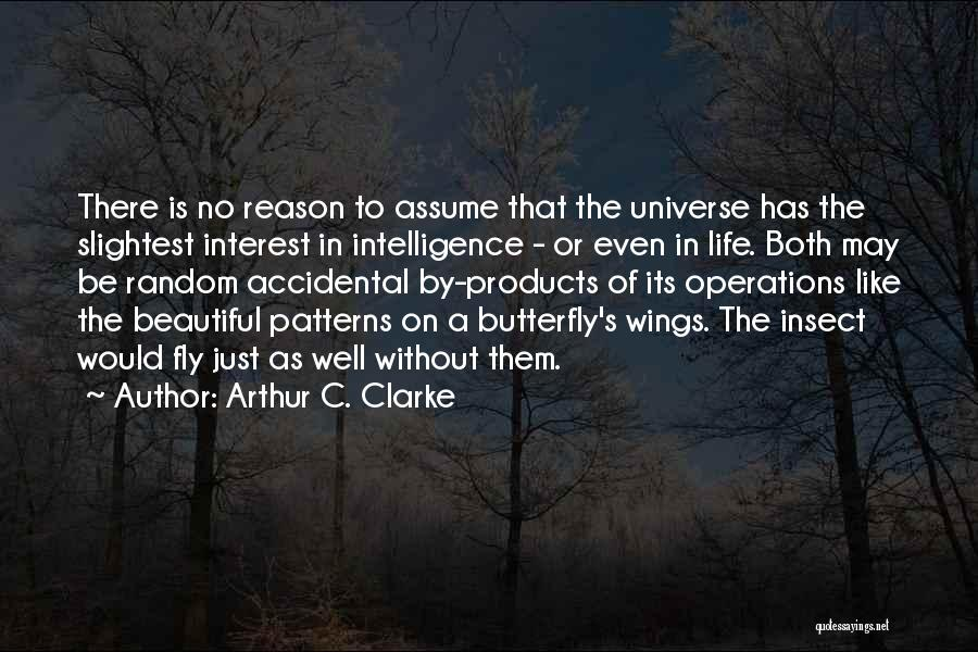 Life Fly By Quotes By Arthur C. Clarke