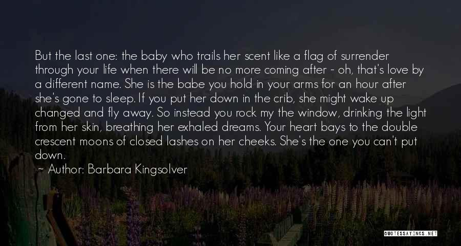 Life Fly By Quotes By Barbara Kingsolver